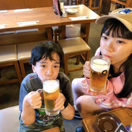 合法ロリと合法ショタのビール